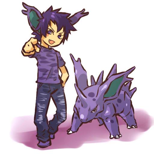 Nidorino - Pokémon - Zerochan Anime Image Board