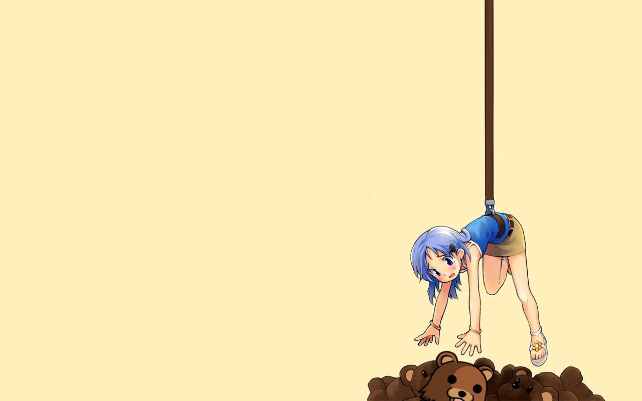 Cute Girl Hd Wallpapers 1080p Pedobear Wallpaper 855736 Zerochan Anime Image Board