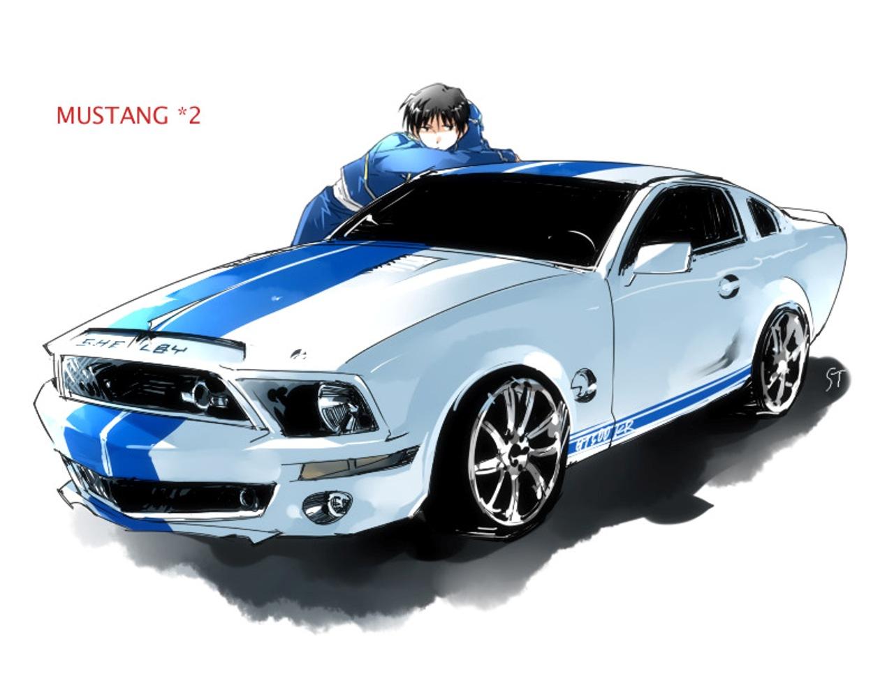 Car Wallpaper 1 40 Roy Mustang Fullmetal Alchemist Zerochan Anime Image Board
