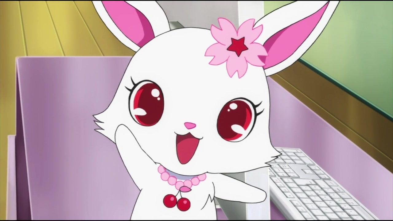 Cute Garnet Wallpaper Jewelpet Tinkle☆ Screenshot Zerochan Anime Image Board
