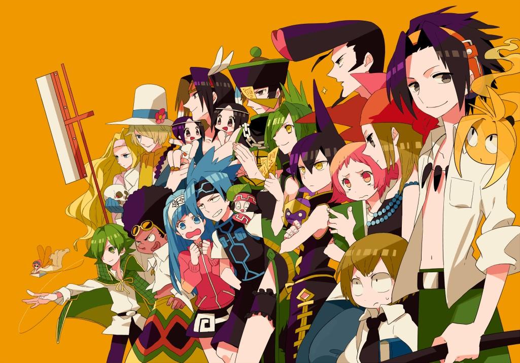 Pendy Iphone X Wallpaper Johann Faust Viii Shaman King Zerochan Anime Image Board