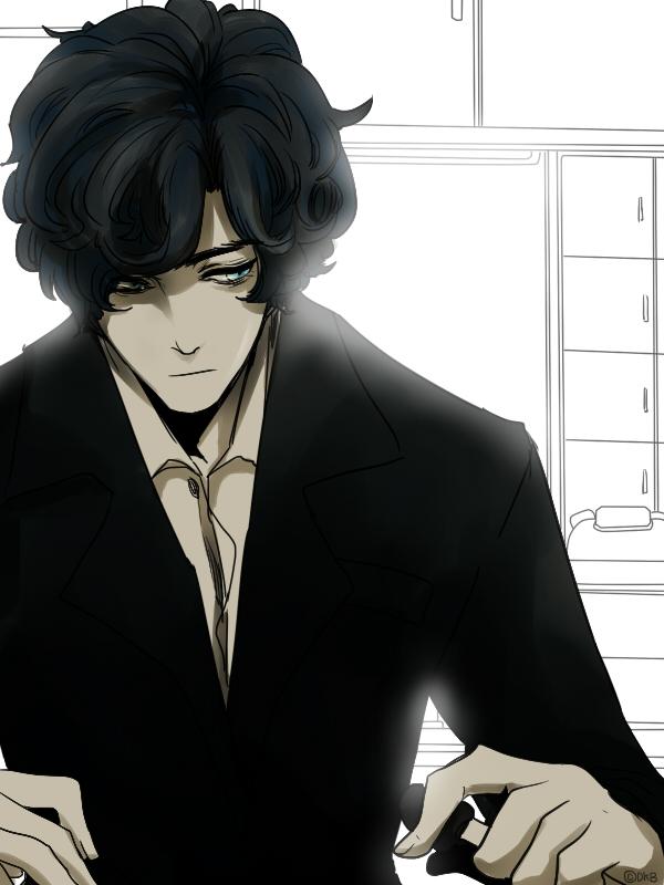 Voldemort Iphone Wallpaper Sherlock Holmes Fanart Page 4 Zerochan Anime Image Board