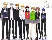 Height Chart   page 2 of 6 - Zerochan Anime Image Board