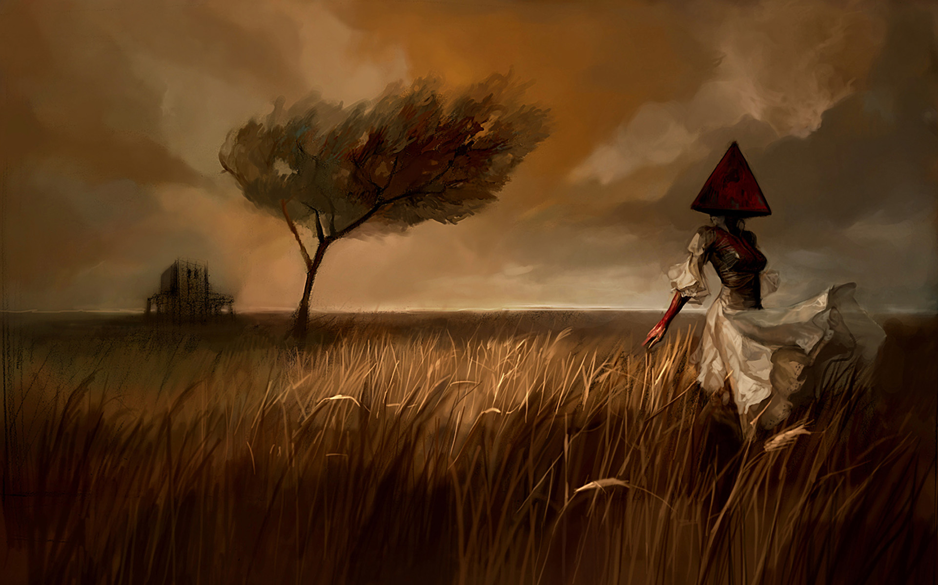 Anime Girl Hd Wallpaper For Android Pyramid Head Silent Hill Zerochan Anime Image Board