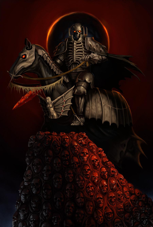 Wallpaper Anime Skull Knight Berserk Kentaro Miura Image 2245228