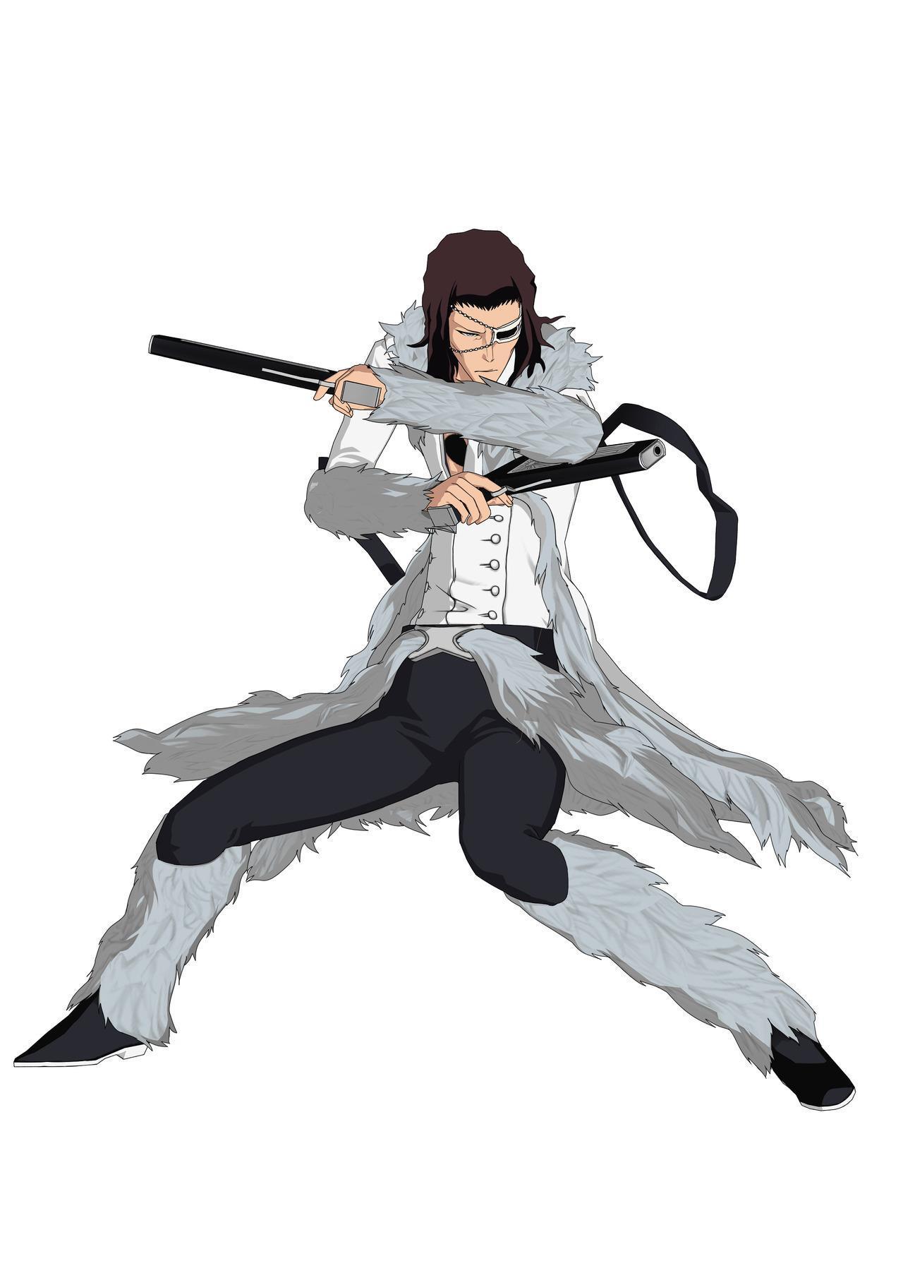 Bleach Wallpaper Hd Starrk Bleach Zerochan Anime Image Board