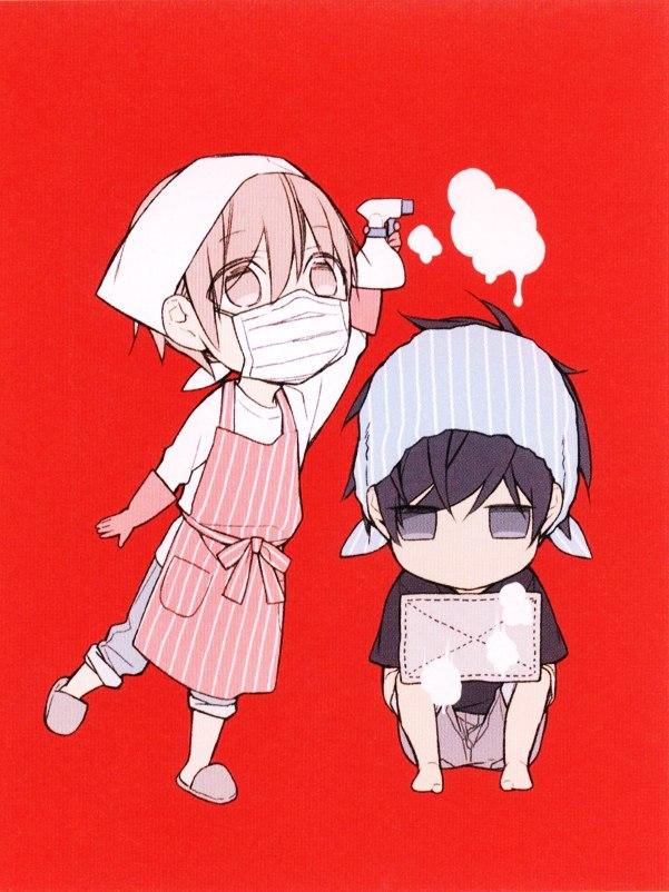 Download All Cute Wallpaper Ten Count Takarai Rihito Zerochan Anime Image Board