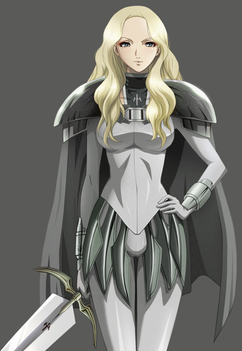 Claymore Wallpaper Hd Teresa Claymore Zerochan Anime Image Board