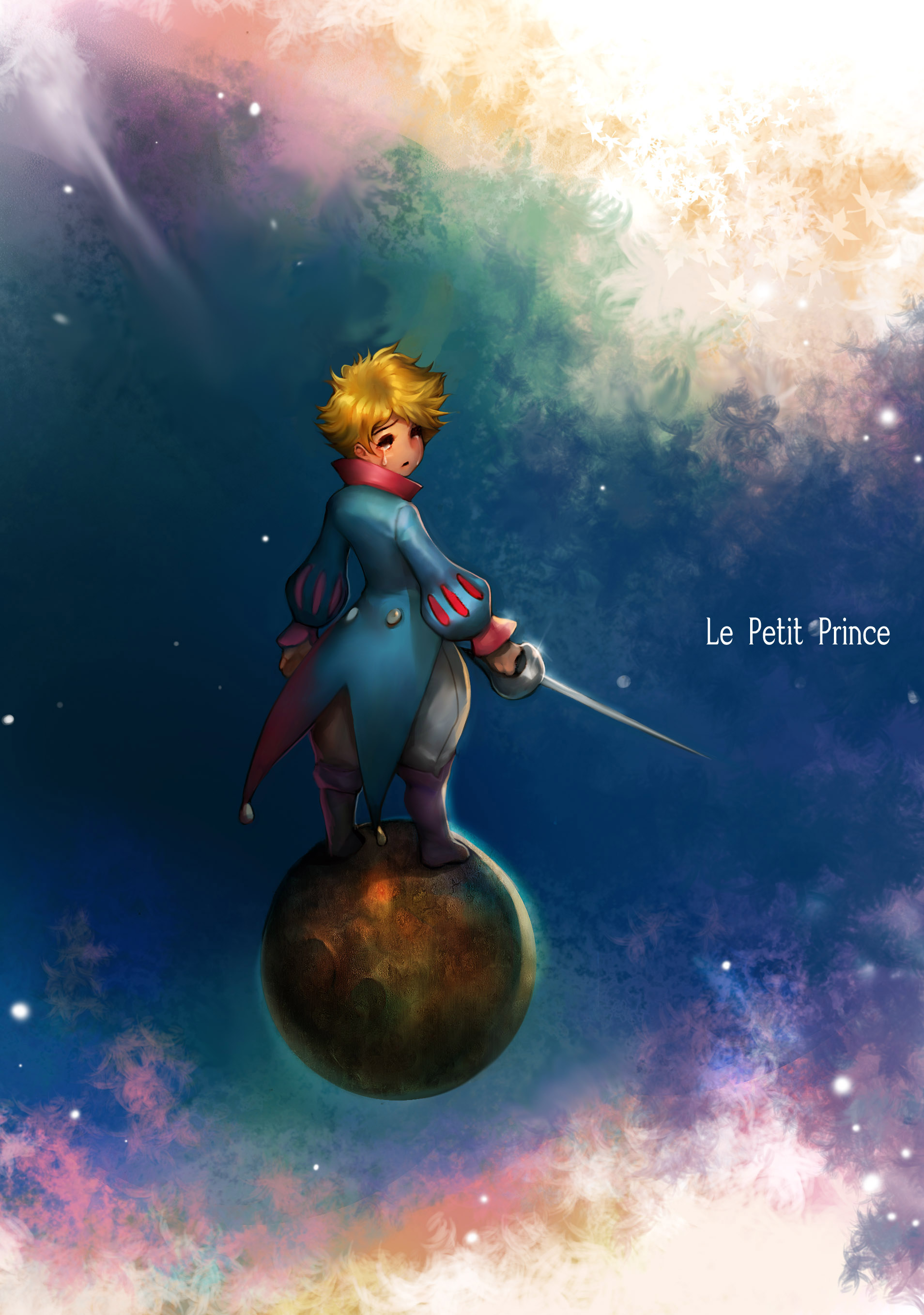 Piccolo Wallpaper Iphone The Little Prince The Little Prince Mobile Wallpaper
