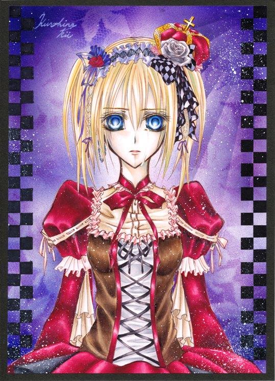 Gas Mask Girl Wallpaper Touya Rima Vampire Knight Mobile Wallpaper 125119