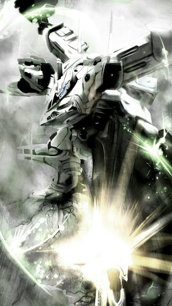 All White Iphone Wallpaper White Glint Armored Core Zerochan Anime Image Board