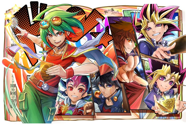 Gagaga Girl Wallpaper Yu Gi Oh Arc V Fanart Zerochan Anime Image Board
