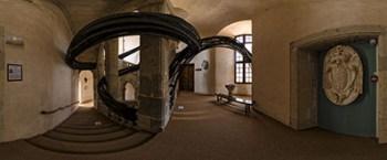 Escalier du Musée d'Art et d'Histoire