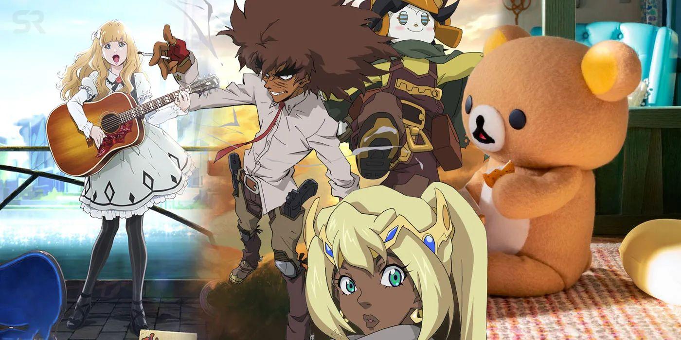kyoto animation series 2019 netflix original series