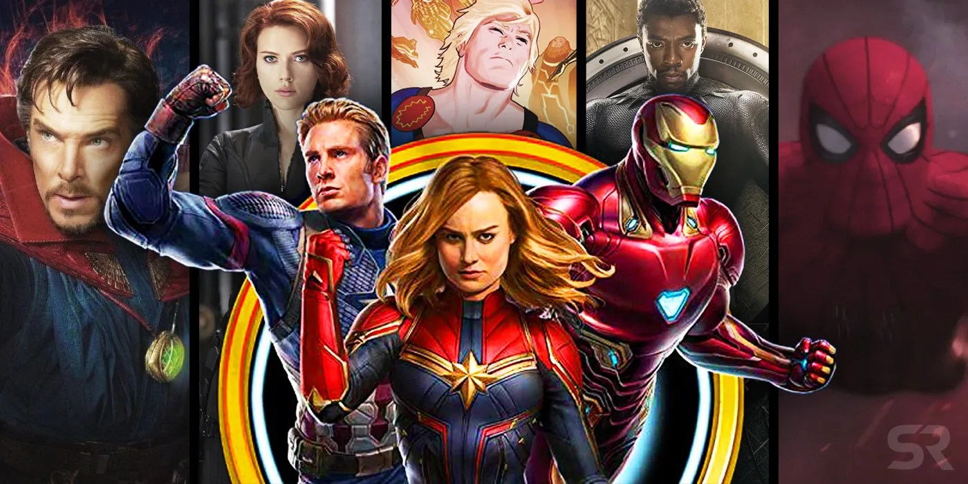 Movel Moveis Every Mcu Movie Confirmed For After Captain Marvel Screenrant