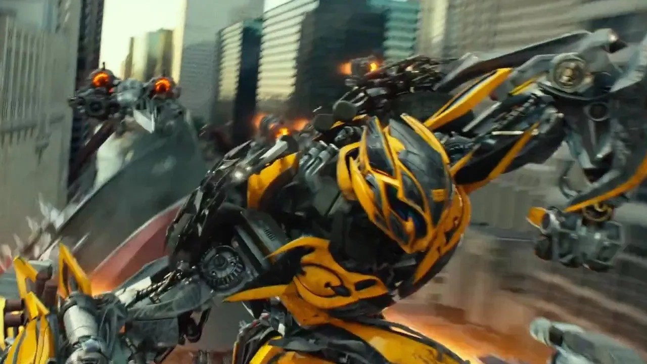 Transformers Fall Of Cybertron 4k Wallpaper Transformers Michael Bay Reveals New Look For Bumblebee