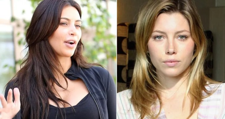 10 Celebs Who Look Shockingly Beautiful Without Makeup