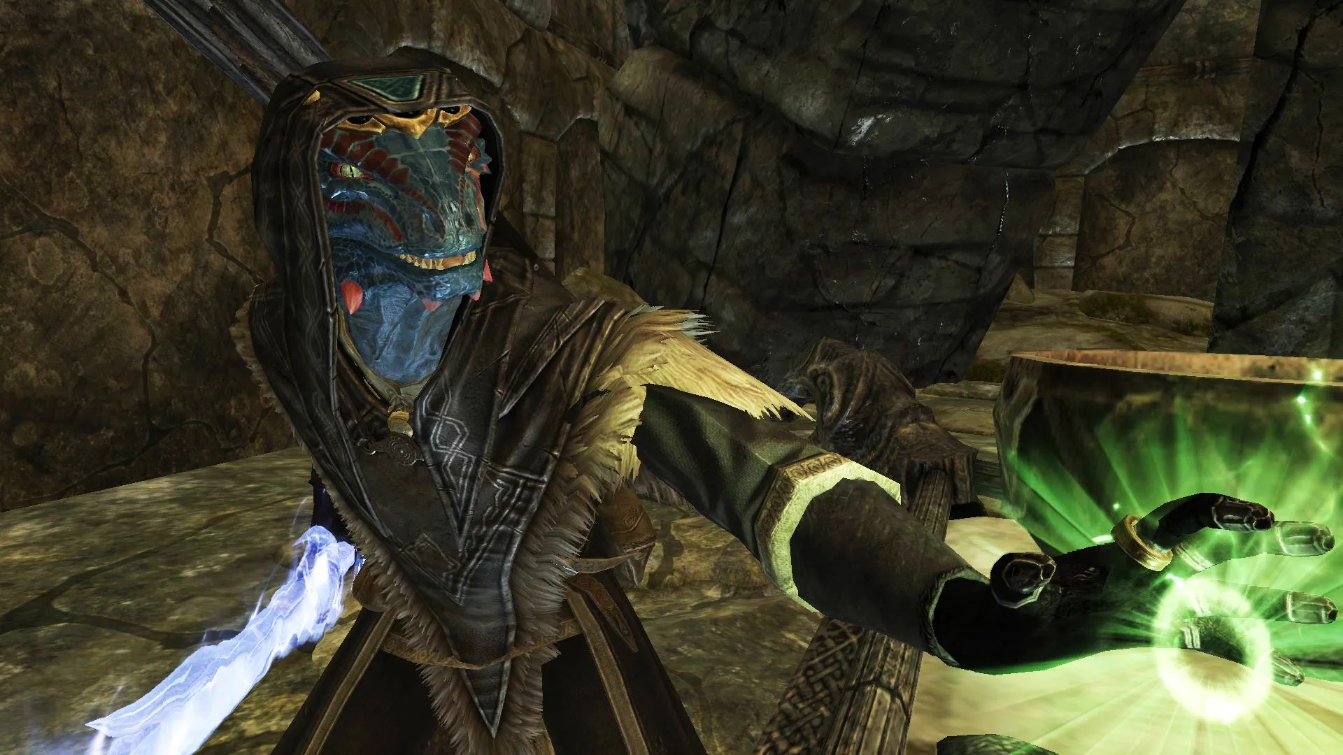 Pov Girl Wallpaper 4k 15 Things You Didn T Know About Skyrim S Argonians