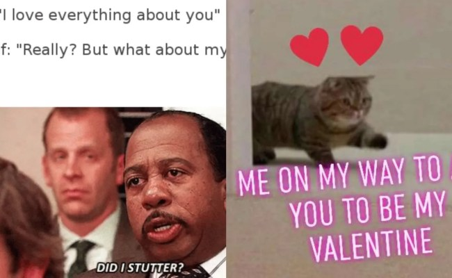 10 Wholesome Memes To Send Your Crush This Valentine S Day