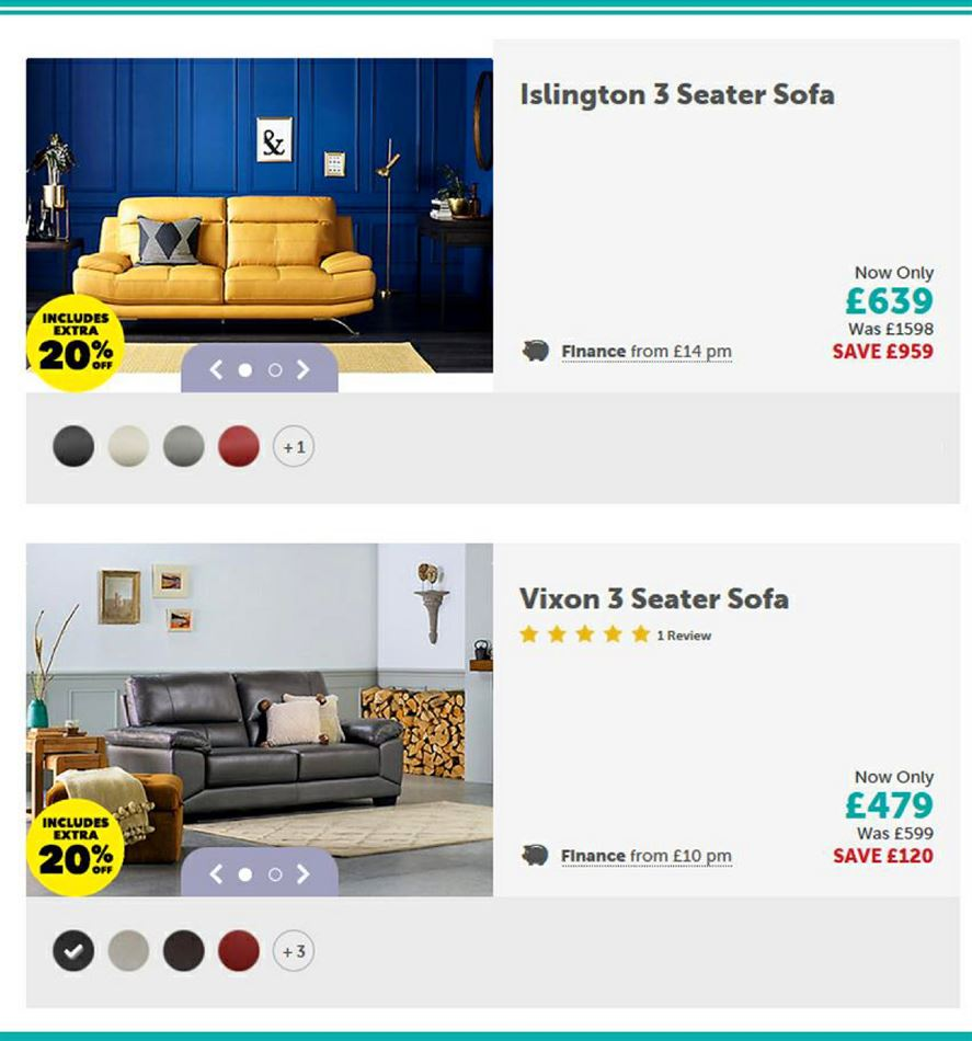 Dreams Beds Northampton Harveys Furniture In Northampton Weekly Sale Voucher Codes