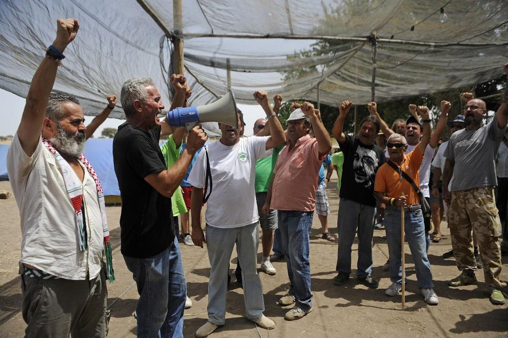En libertad los dos sindicalistas del asalto a supermercados | Noticias de Nacional en Diario de ...