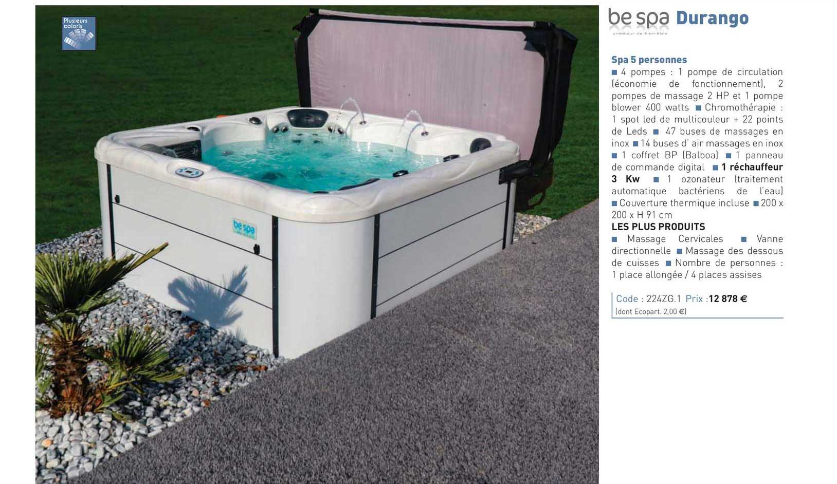 Https Www Icatalogue Fr I Mr Bricolage Spa Bora Bora 4 Personnes Lumix 331973
