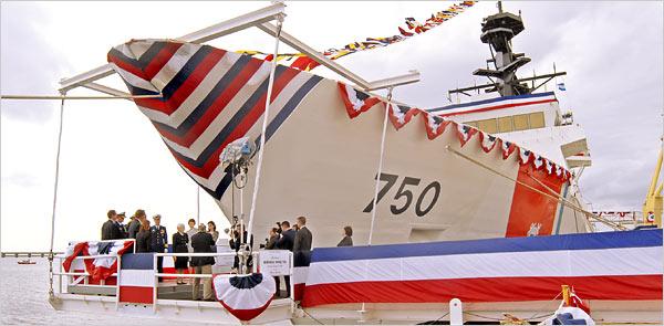 Billions Later, Plan to Remake the Coast Guard Fleet Stumbles - The