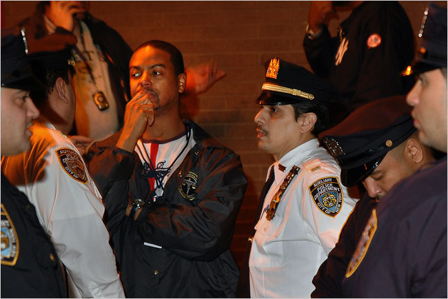 Auxiliary Officers Know the Limitations, and the Dangers, When They