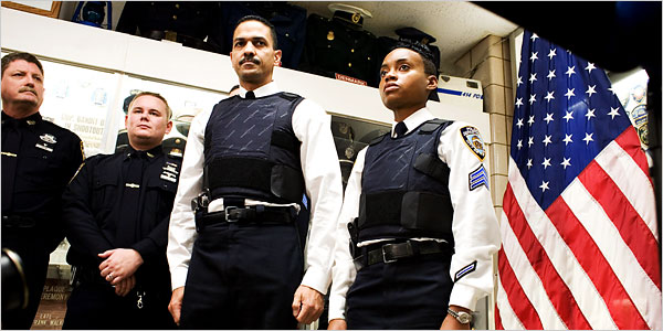 In Wake of Two Deaths, Auxiliary Police Will Get Safety Vests - The