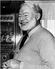 Kennedy Library Gets Hemingway Papers From Cuba The New