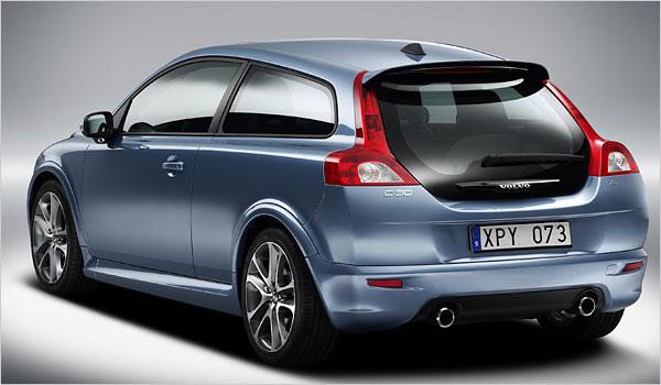 New Car Wallpaper Autos Reviews 2008 Volvo C30 Cars The New York Times