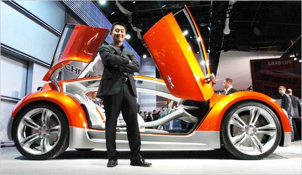 What Young Designers Dream Of - Car Design - New York Auto Show