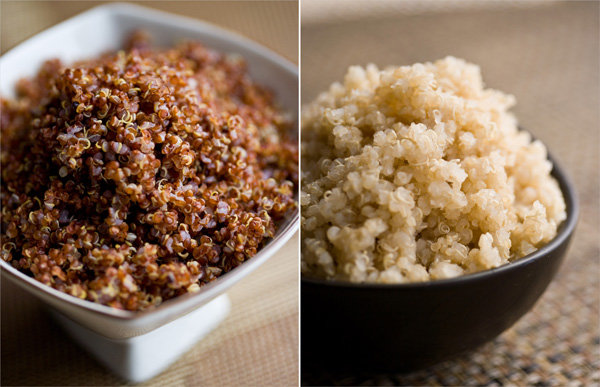 Basic Steamed Quinoa - Recipes For Health - NYTimes