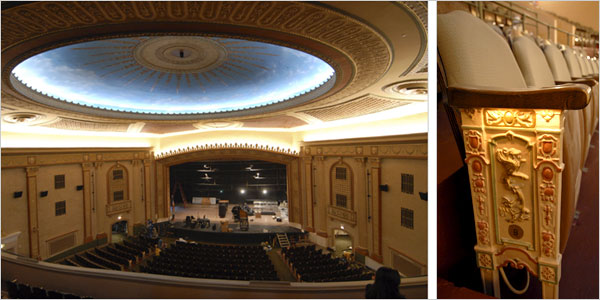 Renovation of Red Bank\u0027s Count Basie Theater Turns Back the Clock
