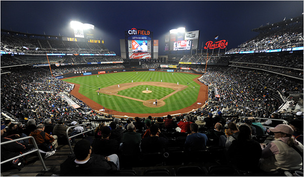 3d Wallpaper Ny Giants Citi Field Unveils Comforts And Quirks The New York Times