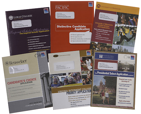 With Waived Fees and Express Processing, College Applications