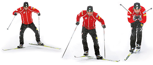 Advice From an Olympian Cross-Country Ski Racing - The New York Times