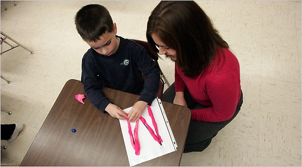 Occupational Therapists Are Helping Children With Handwriting - The