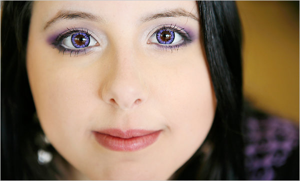 What Big Eyes You Have, Dear, but Are Those Contacts Risky? - The