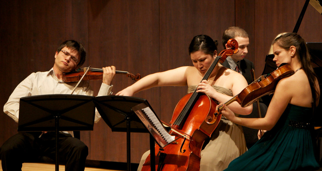 Juilliard Students Perform Free Chamber Concerts - The New York Times