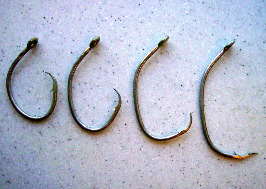 Circular Hooks, Designed to Release Bluefin Tuna - The New York Times