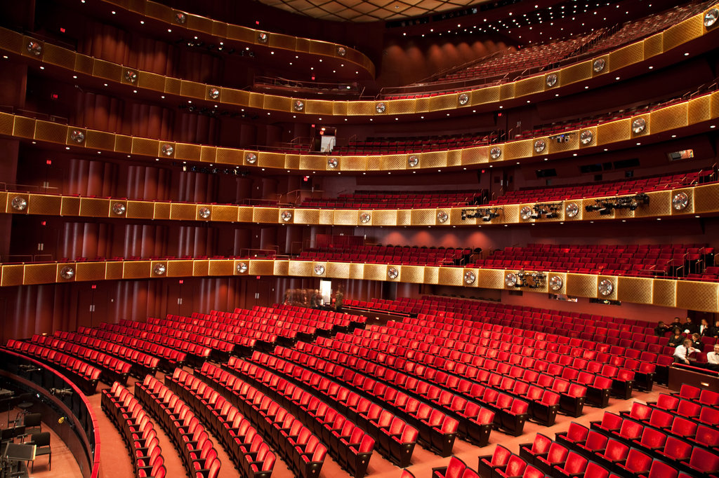 City Opera Departure Leaves Vacancy at Koch Theater - The New York Times