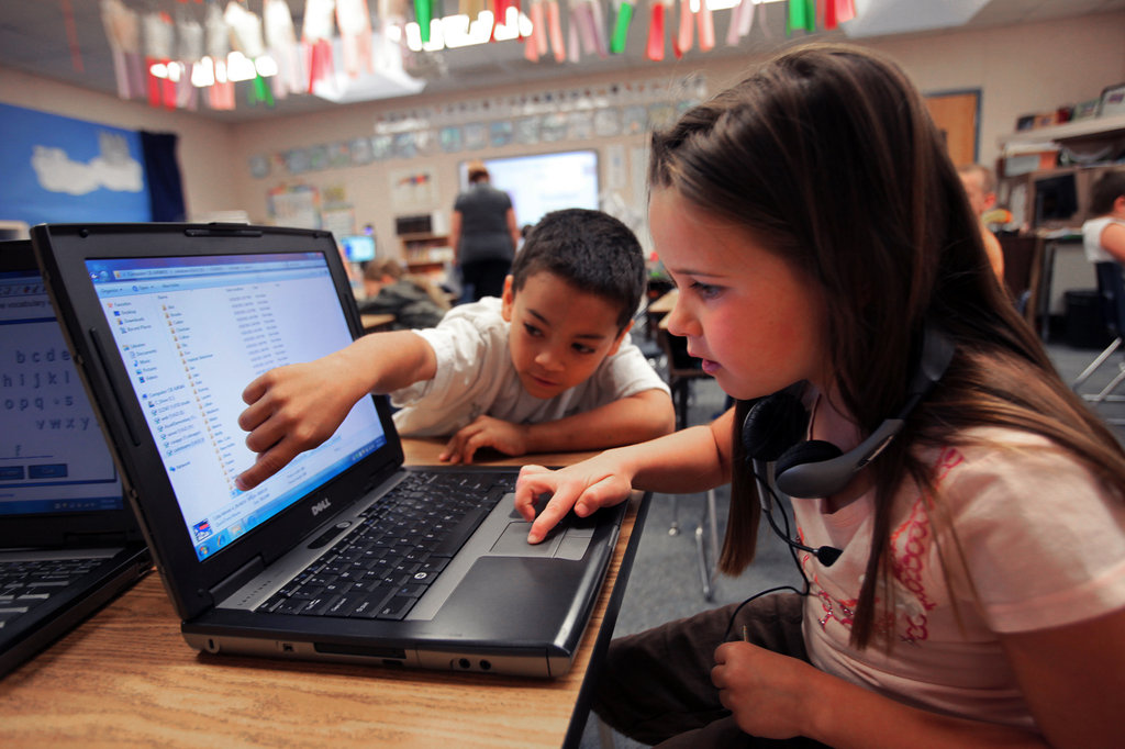 Technology in Schools Faces Questions on Value - The New York Times