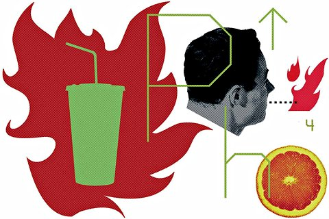 Tired of Feeling the Burn? Low-Acid Diet May Help - The New York Times
