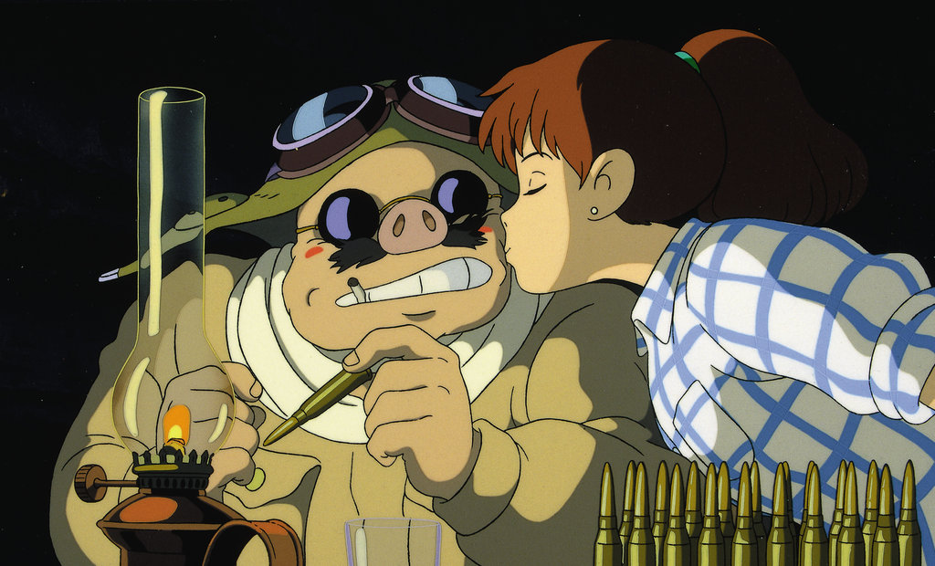 How To Set Animated Wallpaper Porco Rosso Directed By Hayao Miyazaki Review The