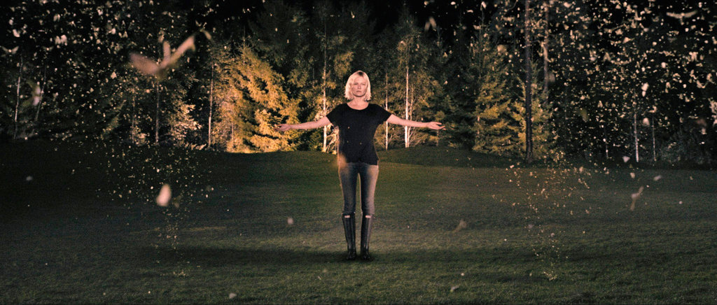 Falling Stars Gif Wallpaper Manohla Dargis Looks At The Overture To Melancholia