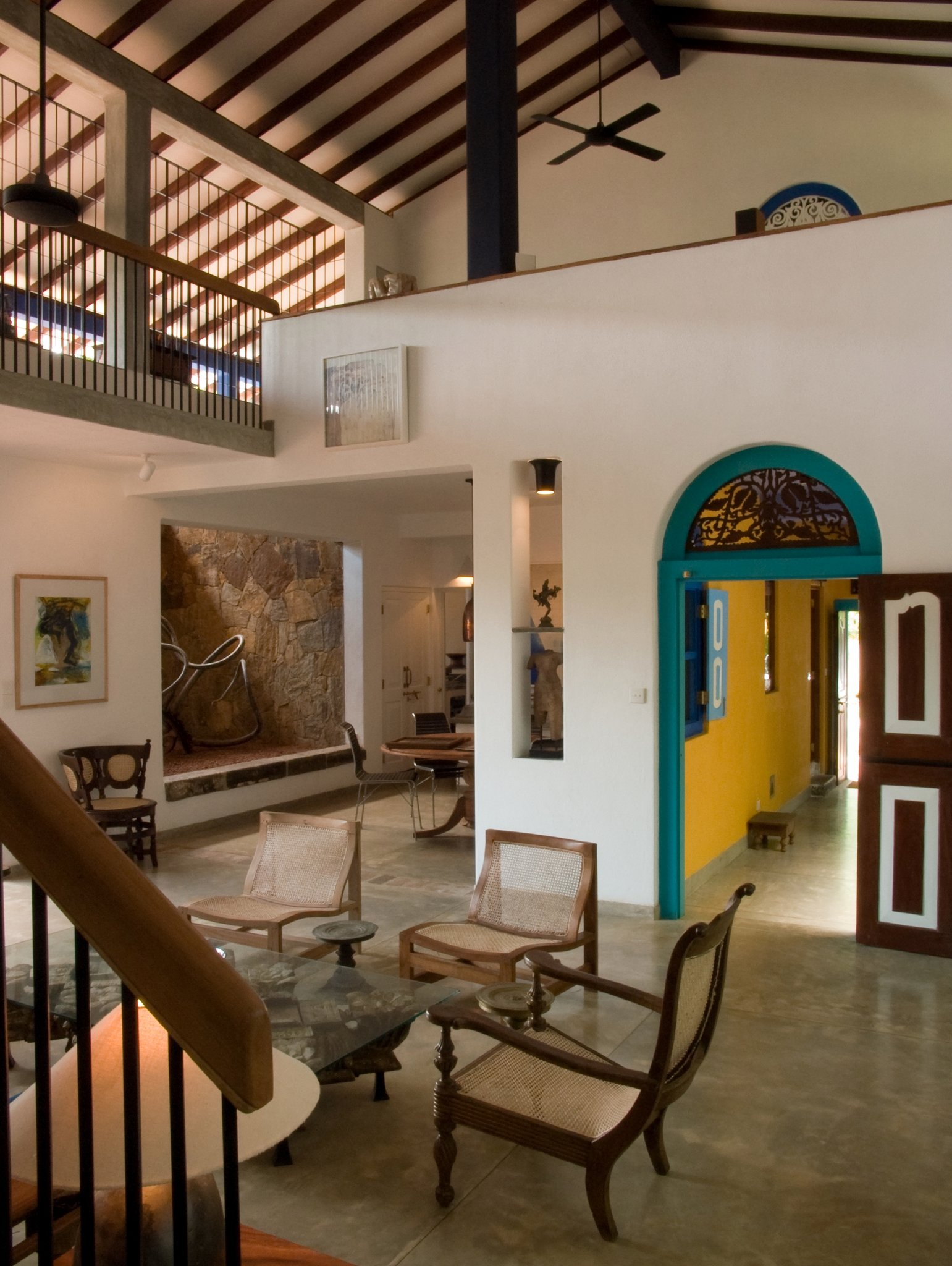 Home Design In Sri Lanka In Sri Lanka Putting The Focus On Tropical Modernism The New