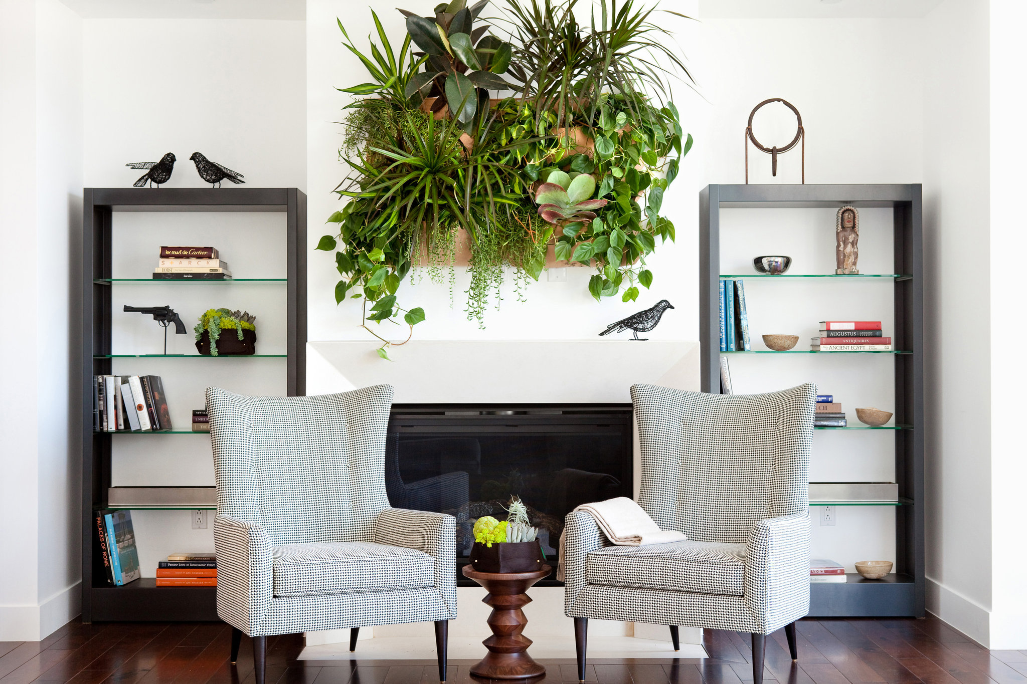 Big Plants For Living Room Furnishing A Tiny Apartment The New York Times
