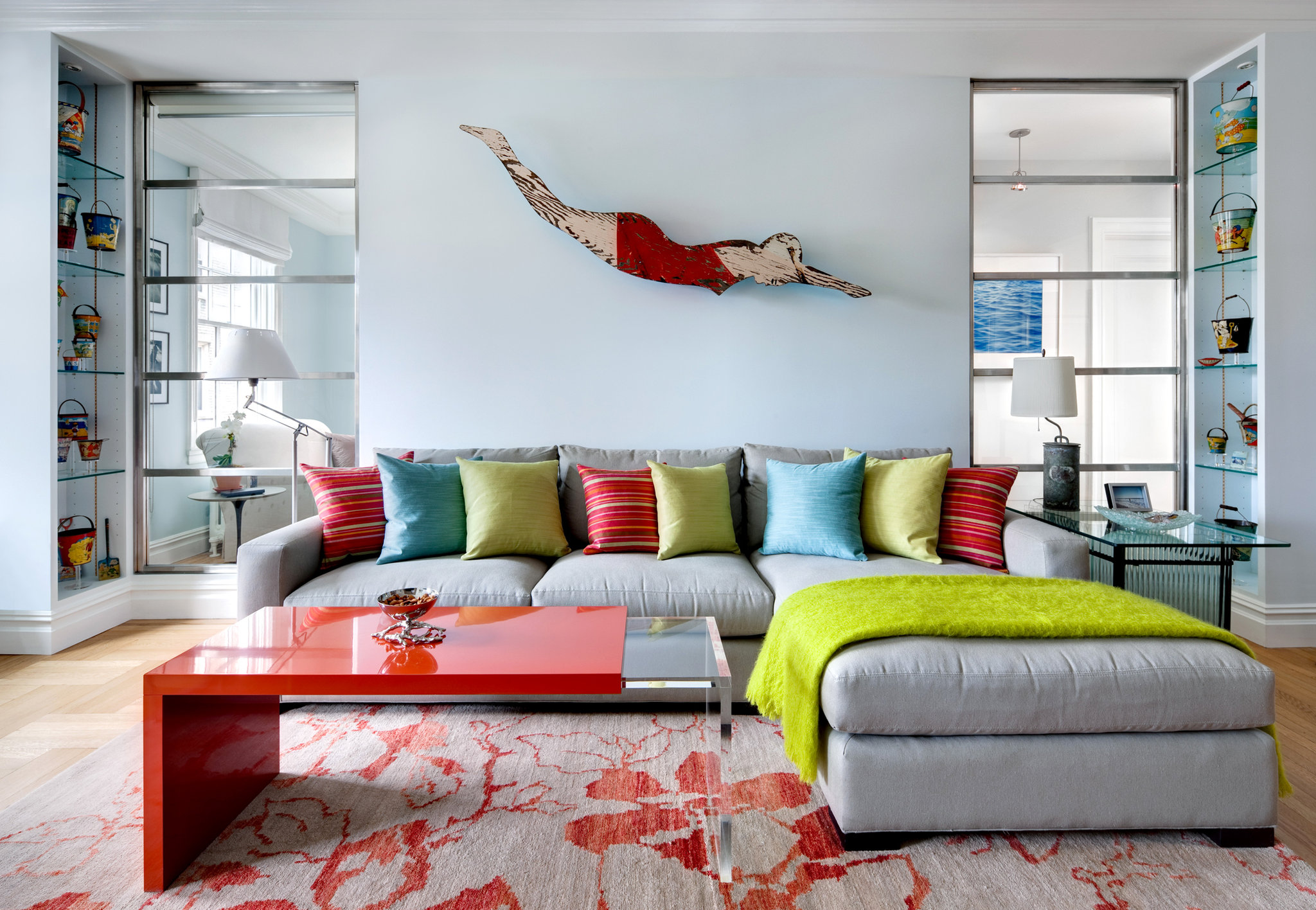Ocean Themed Home Decor Bringing The Beach To The Upper West Side The New York Times