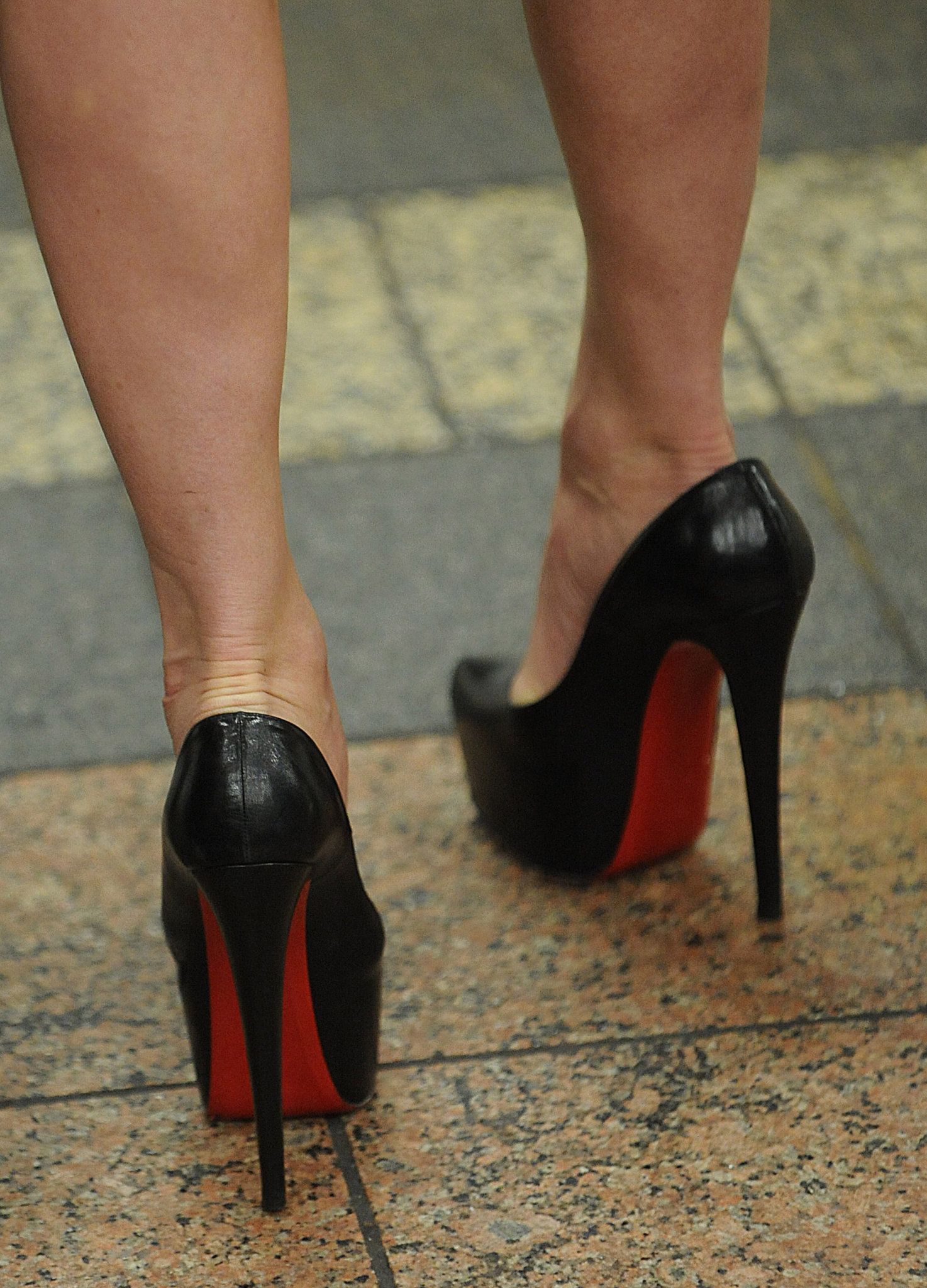 Car Woman Wallpaper Court Rules Louboutin Can Enforce A Trademark On Its Red